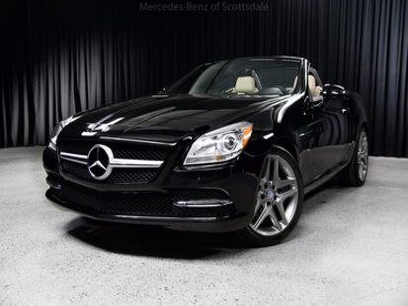 2014 Mercedes-Benz SLK SLK250 Scottsdale AZ