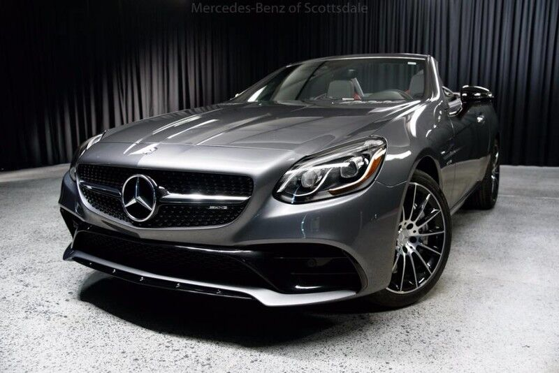 2017 mercedes benz slc class amg slc43 scottsdale az 16691152 for Mercedes benz north scottsdale