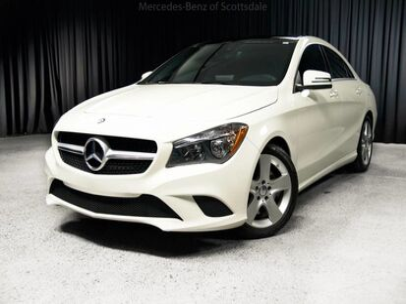 2015 Mercedes-Benz CLA CLA250 Scottsdale AZ
