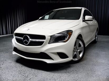 2016 Mercedes-Benz CLA CLA250 Scottsdale AZ