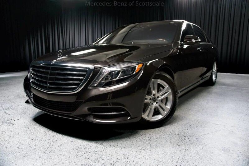 2017 mercedes benz s class s 550 scottsdale az 17952433 for Mercedes benz north scottsdale