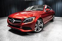 Mercedes-Benz C-Class 300 Coupe 2017