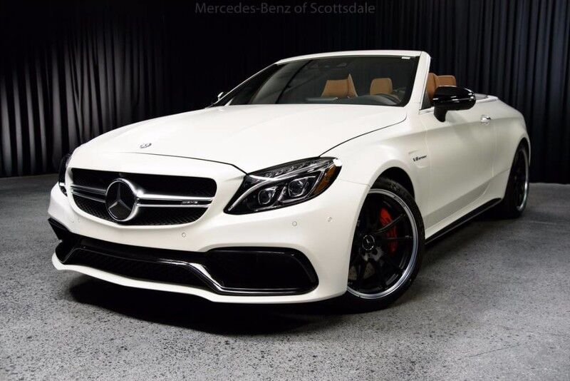 2017 mercedes benz c class amg c63 s scottsdale az 16399946 for Mercedes benz north scottsdale