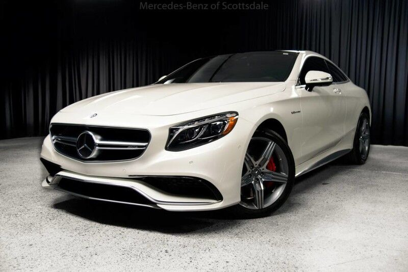 2017 mercedes benz s class amg s 63 scottsdale az 15755379 for Mercedes benz north scottsdale