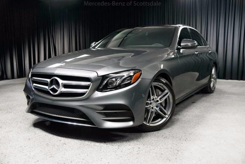 2017 mercedes benz e class e 300 sport scottsdale az 16691147 for Mercedes benz north scottsdale
