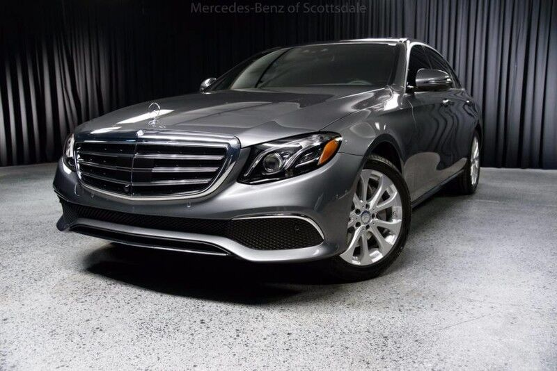 2017 mercedes benz e class e300 luxury scottsdale az 16432160 for Mercedes benz north scottsdale