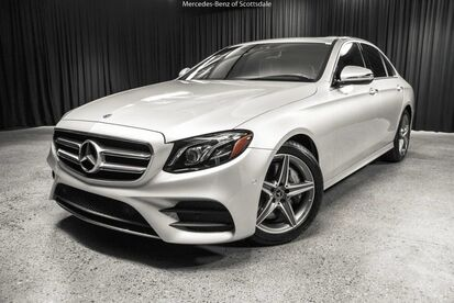2017 Mercedes-Benz E-Class 300 Sedan Scottsdale AZ