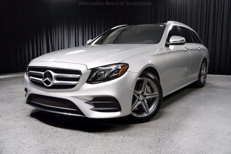 2017 mercedes benz e class e 400 4matic scottsdale az for Mercedes benz north scottsdale