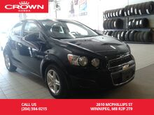 2012 Chevrolet Sonic LT Winnipeg MB