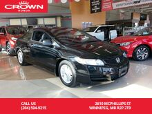 2011 Honda Civic Cpe DX-G Winnipeg MB