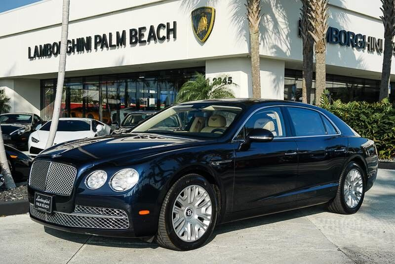 2014 Bentley Flying Spur  Palm Beach FL
