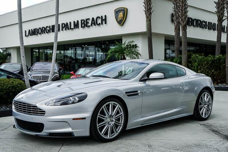 2009 Aston Martin DBS  Palm Beach FL
