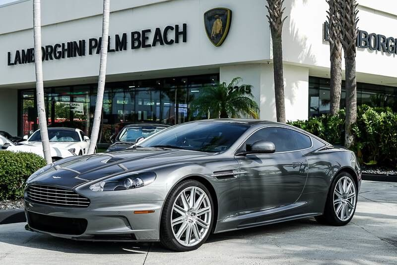 2010 Aston Martin DBS  Palm Beach FL