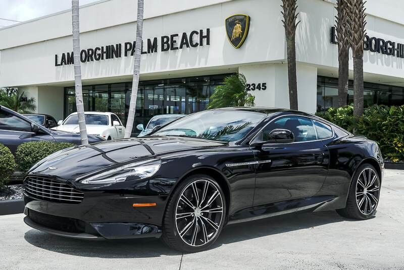 2015 Aston Martin DB9  Palm Beach FL
