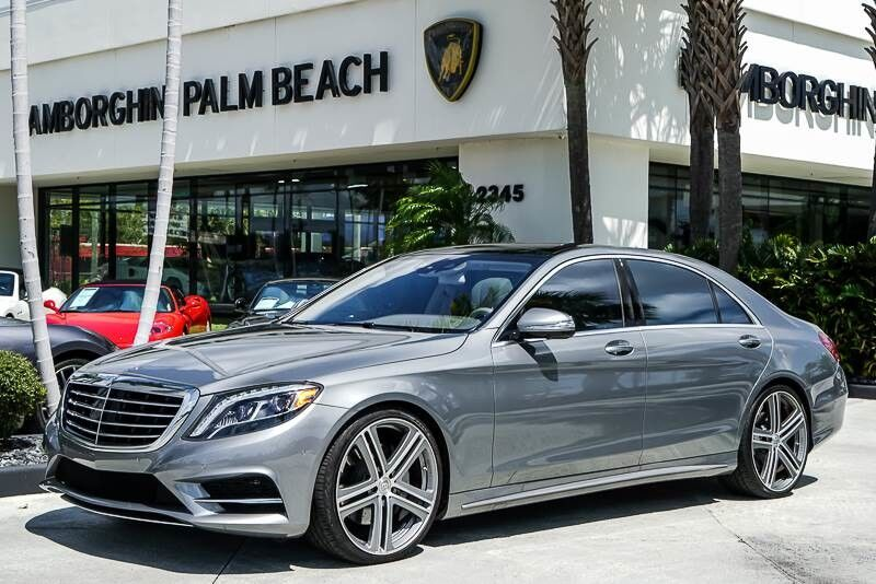 Pre owned mercedes benz s class palm beach fl for Mercedes benz sanford fl