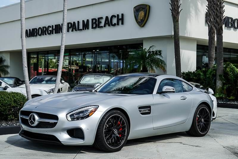 2017 Mercedes-Benz AMG GT AMG GT S Palm Beach FL