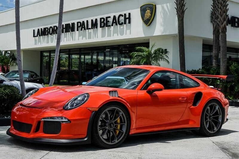 2016 Porsche 911 GT3 RS Palm Beach FL