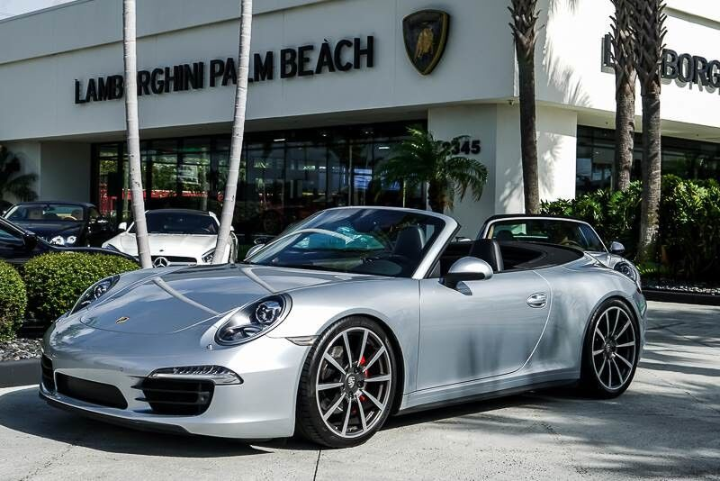 2014 Porsche 911 4S Palm Beach FL