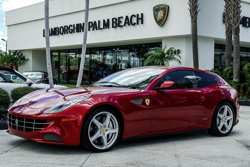 2012 Ferrari FF  Palm Beach FL