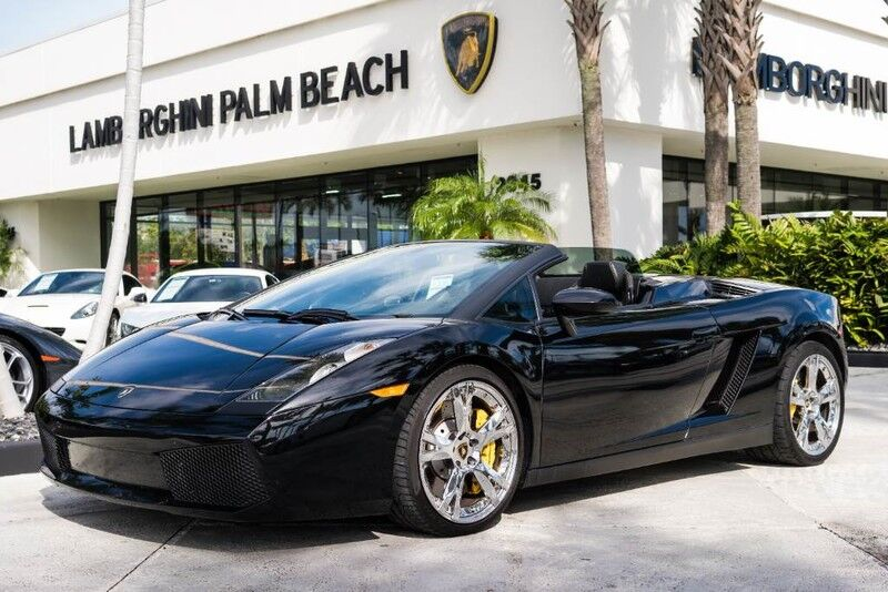 2008 Lamborghini Gallardo  Palm Beach FL
