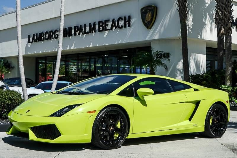 2009 Lamborghini Gallardo LP560-4 Palm Beach FL