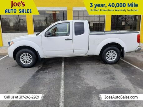 2017_Nissan_Frontier_SV King Cab 5AT 4WD_ Indianapolis IN