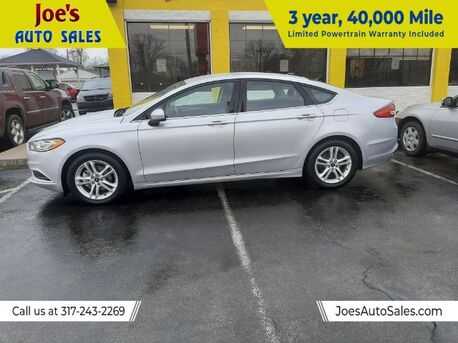 2018_Ford_Fusion_SE_ Indianapolis IN