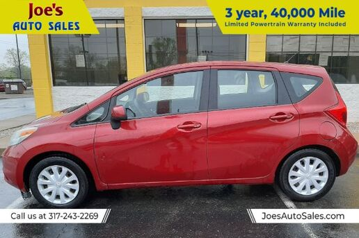 2014_Nissan_Versa Note_SV_ Indianapolis IN