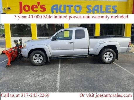 2010_Toyota_Tacoma_Access Cab V6 4WD_ Indianapolis IN