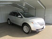 2013_Lincoln_MKX_FWD_ Dallas TX