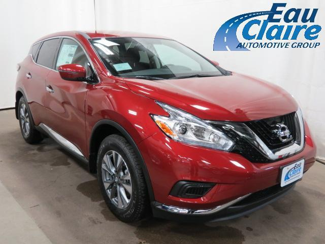 2017 nissan murano 2017 5 awd s eau claire wi 17810762. Black Bedroom Furniture Sets. Home Design Ideas