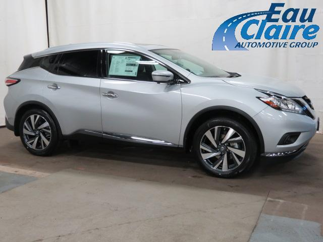 2017 nissan murano 2017 5 awd platinum eau claire wi 18371598. Black Bedroom Furniture Sets. Home Design Ideas