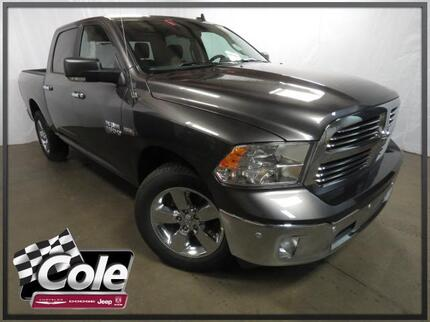 2017 Ram 1500 Big Horn 4x4 Crew Cab 5'7 Box Marshall MI