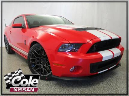 2013 Ford Mustang 2dr Cpe Shelby GT500 Kalamazoo MI