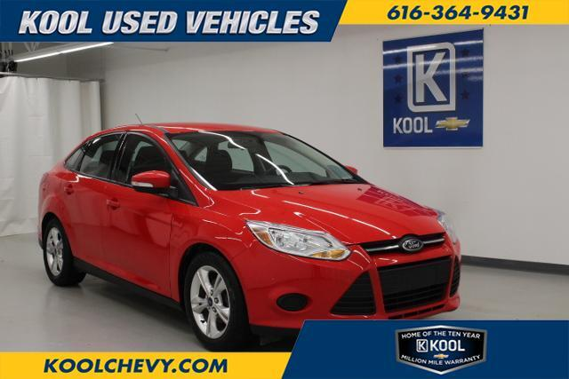 2014 Ford Focus 4dr Sdn SE Grand Rapids MI