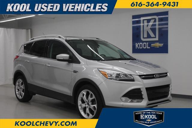 2014 Ford Escape 4WD 4dr Titanium Grand Rapids MI