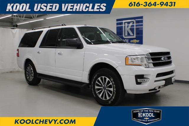 2016 Ford Expedition EL 4WD 4dr XLT Grand Rapids MI