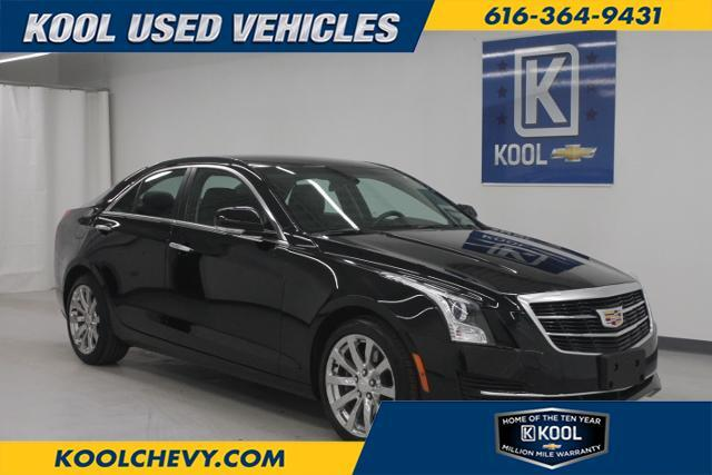 2017 Cadillac ATS 4dr Sdn 2.0L Luxury RWD Grand Rapids MI