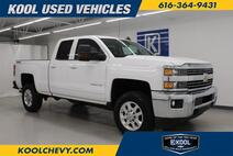 2015 Chevrolet Silverado 2500HD 4WD Double Cab 158.1 LT Grand Rapids MI