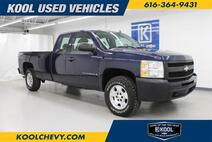 2009 Chevrolet Silverado 1500 4WD Ext Cab 157.5 Work Truck Grand Rapids MI