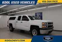 2014 Chevrolet Silverado 1500 4WD Double Cab 143.5 Work Truck w/ Grand Rapids MI