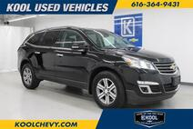 2017 Chevrolet Traverse AWD 4dr LT w/2LT Grand Rapids MI
