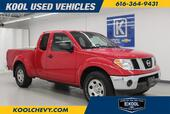 2007 Nissan Frontier 2WD King Cab Auto SE