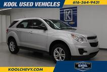 2012 Chevrolet Equinox FWD 4dr LS Grand Rapids MI