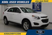 2016 Chevrolet Equinox FWD 4dr LS Grand Rapids MI