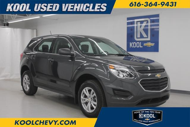 2017 Chevrolet Equinox AWD 4dr LS Grand Rapids MI