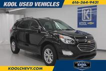 2017 Chevrolet Equinox AWD 4dr LT w/1LT Grand Rapids MI