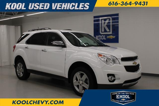 2015 Chevrolet Equinox AWD 4dr LTZ Grand Rapids MI