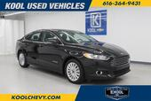 2015 Ford Fusion 4dr Sdn SE Hybrid FWD