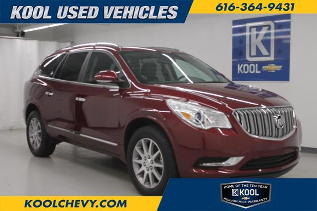2017 Buick Enclave AWD 4dr Leather Grand Rapids MI